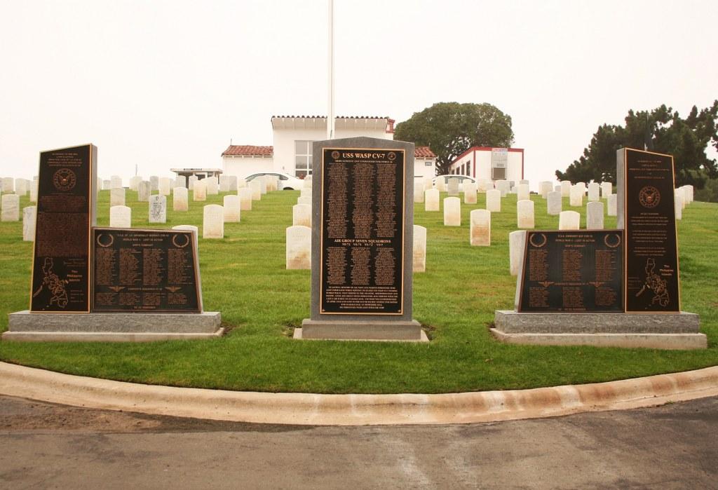 SAN DIEGO (FORT ROSECRANS) NATIONAL CEMETERY - CWGC