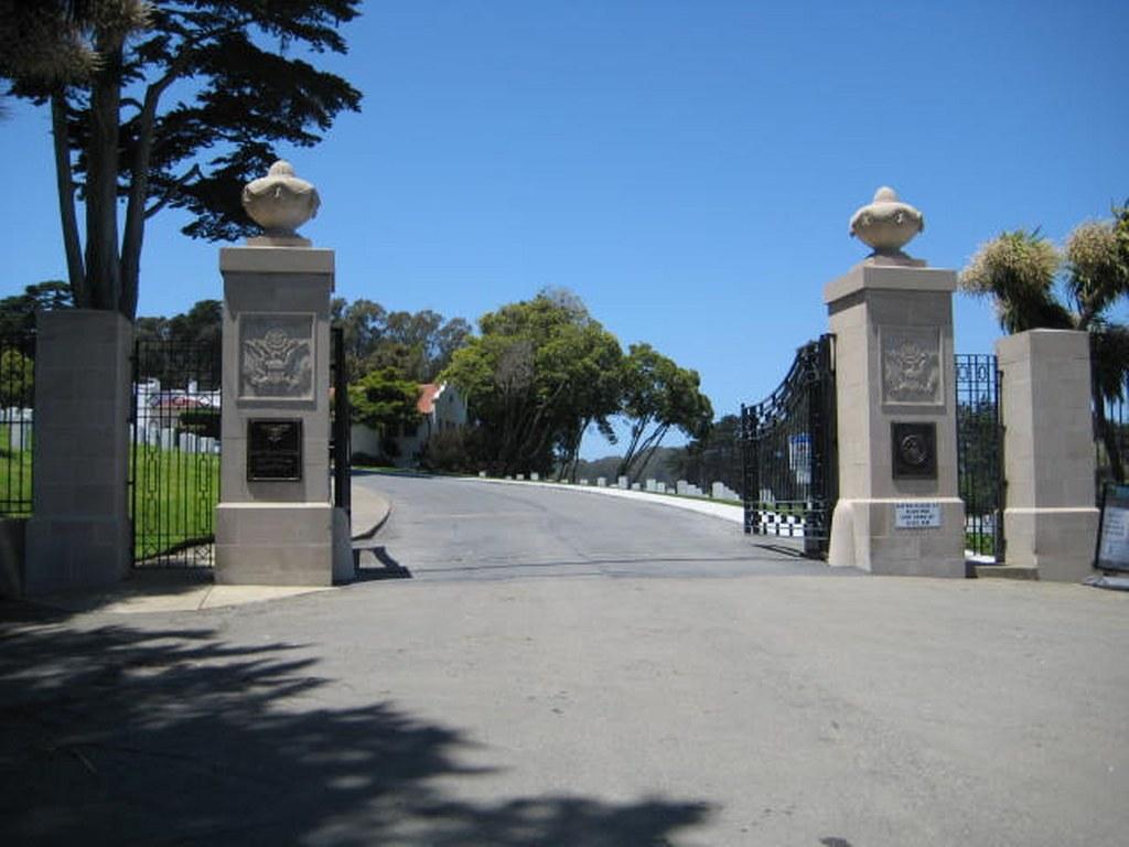 SAN FRANCISCO NATIONAL CEMETERY - CWGC