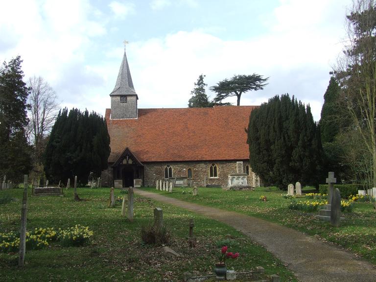 COPFORD (ST. MICHAEL) CHURCHYARD - CWGC