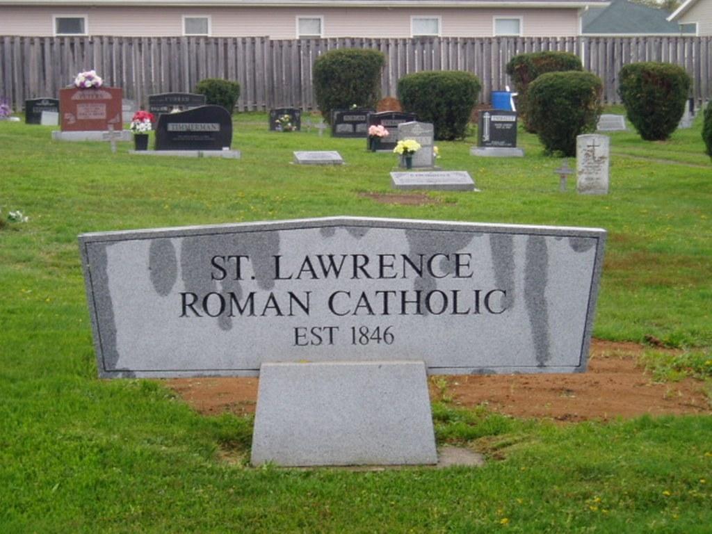 KINGSTON ST. LAWRENCE ROMAN CATHOLIC CEMETERY - CWGC