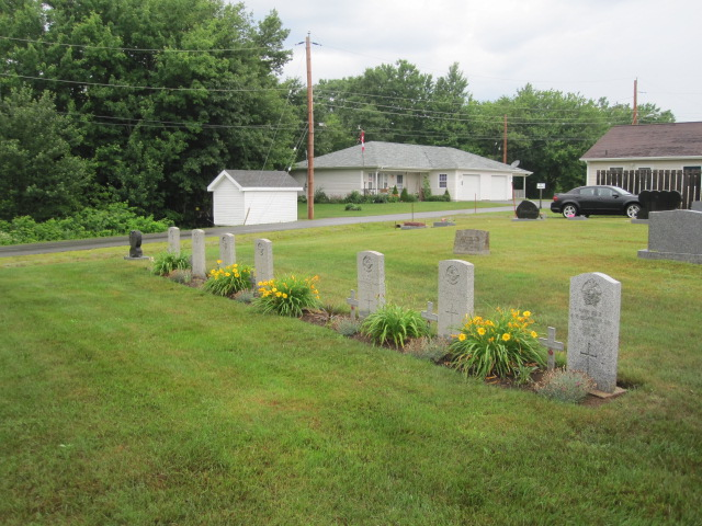 KINGSTON ST. LAWRENCE ROMAN CATHOLIC CEMETERY - CWGC