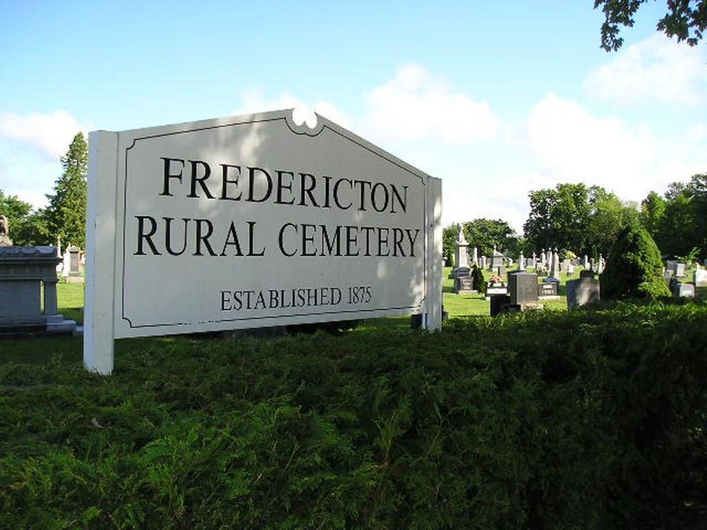 FREDERICTON RURAL CEMETERY - CWGC