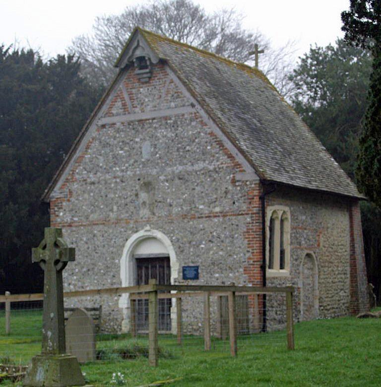 PRESTON CANDOVER (ST. MARY) OLD CHURCHYARD - CWGC