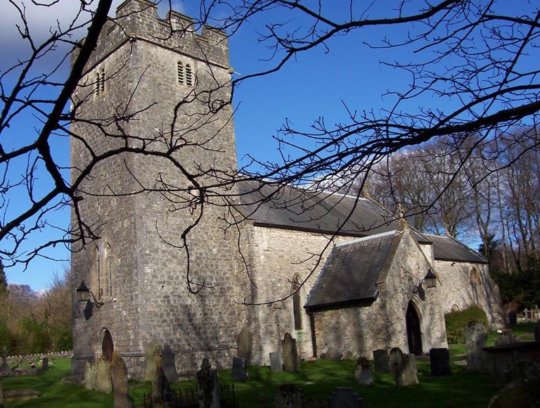 ST. FAGANS (ST. MARY) CHURCHYARD - CWGC