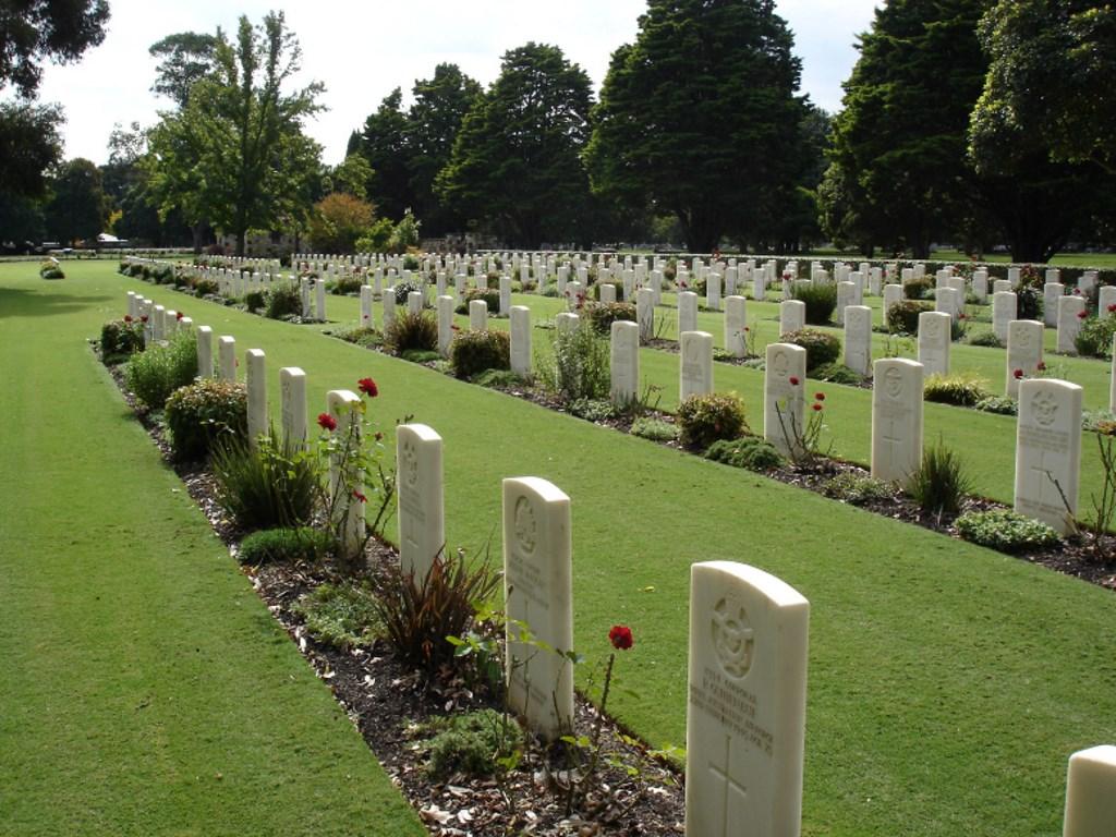 SPRINGVALE WAR CEMETERY, MELBOURNE - CWGC