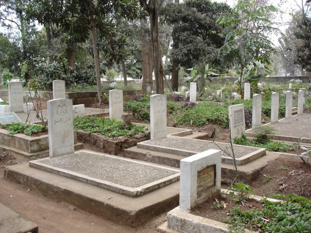 NAIROBI (QUARRY ROAD) MUSLIM CEMETERY - CWGC