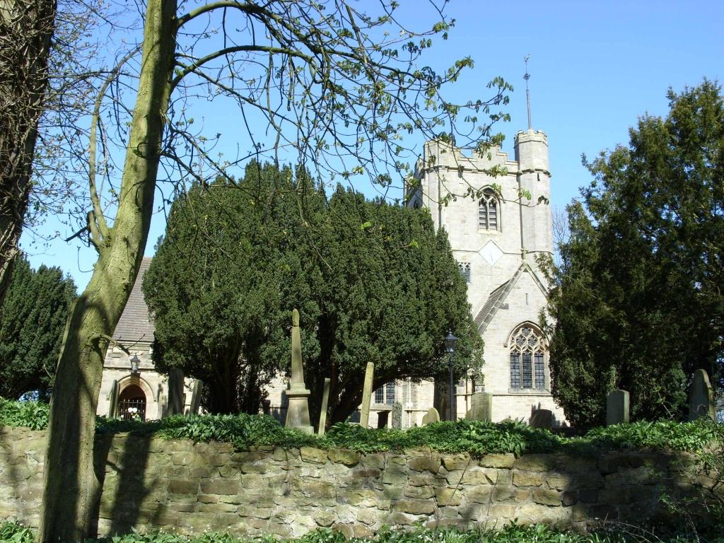 SHILBOTTLE (ST. JAMES) CHURCHYARD - CWGC