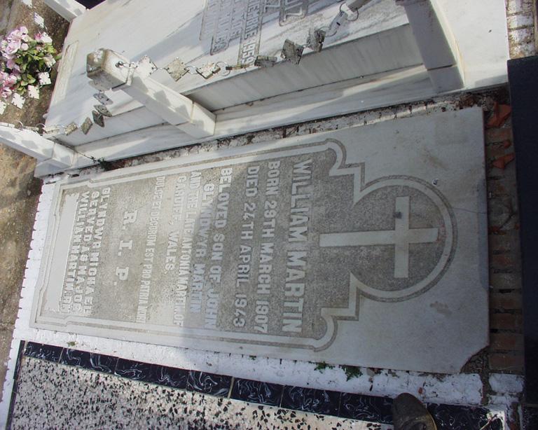 HUELVA ROMAN CATHOLIC CEMETERY - CWGC