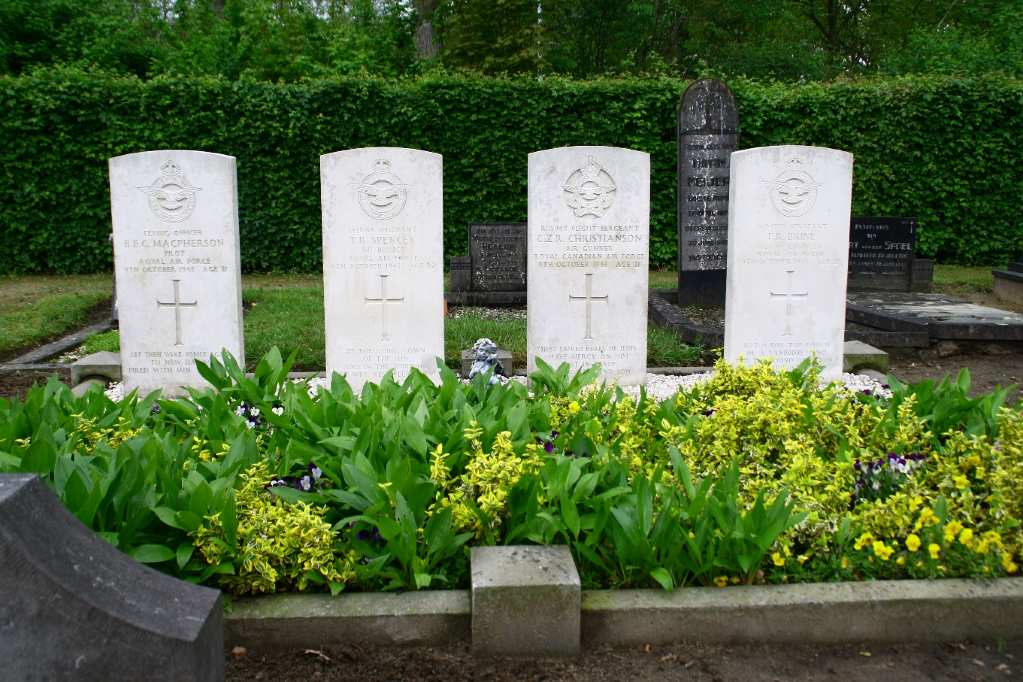 NORG GENERAL CEMETERY - CWGC