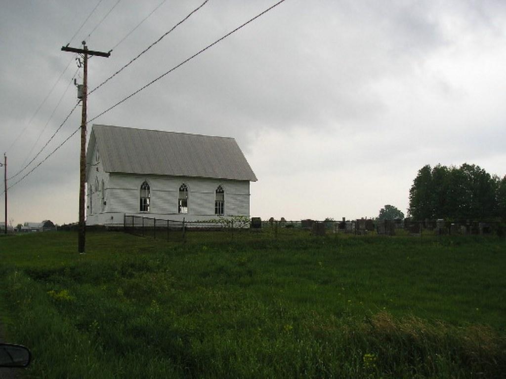 POWERSCOURT UNITED CHURCH CEMETERY - CWGC