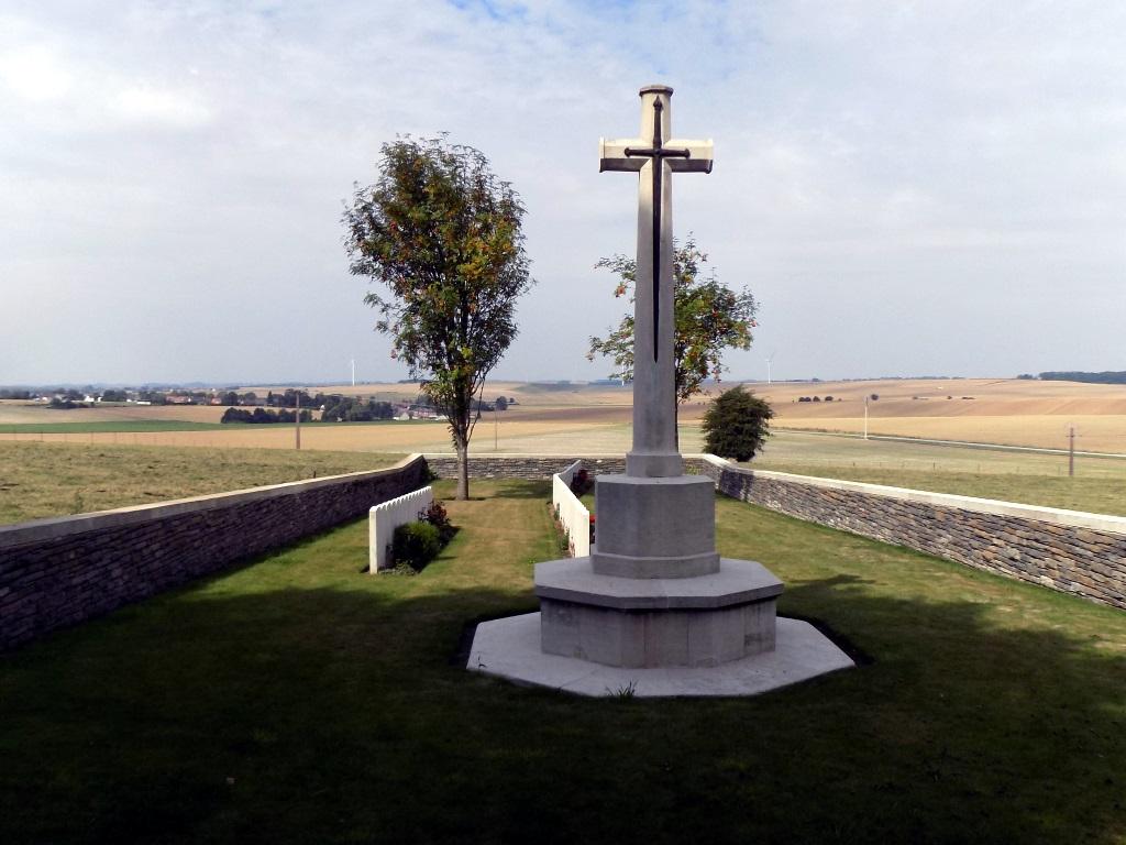SEQUEHART BRITISH CEMETERY NO.2 - CWGC