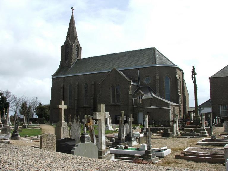ST. PETER (ST. MATTHEW) ROMAN CATHOLIC CHURCHYARD, JERSEY - CWGC