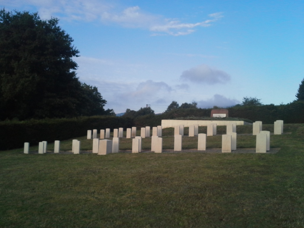 PLAINE FRENCH NATIONAL CEMETERY - CWGC