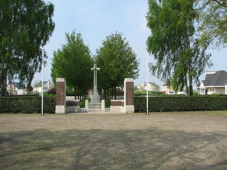 NEDERWEERT WAR CEMETERY - CWGC