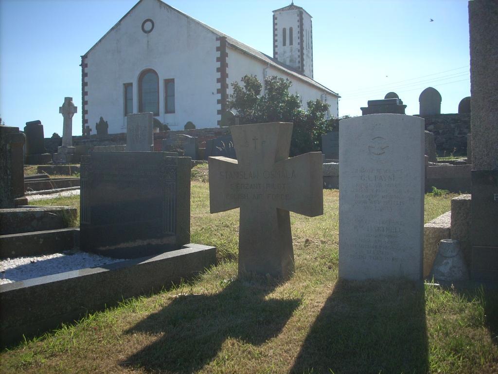 JURBY (ST. PATRICK) CHURCHYARD - CWGC