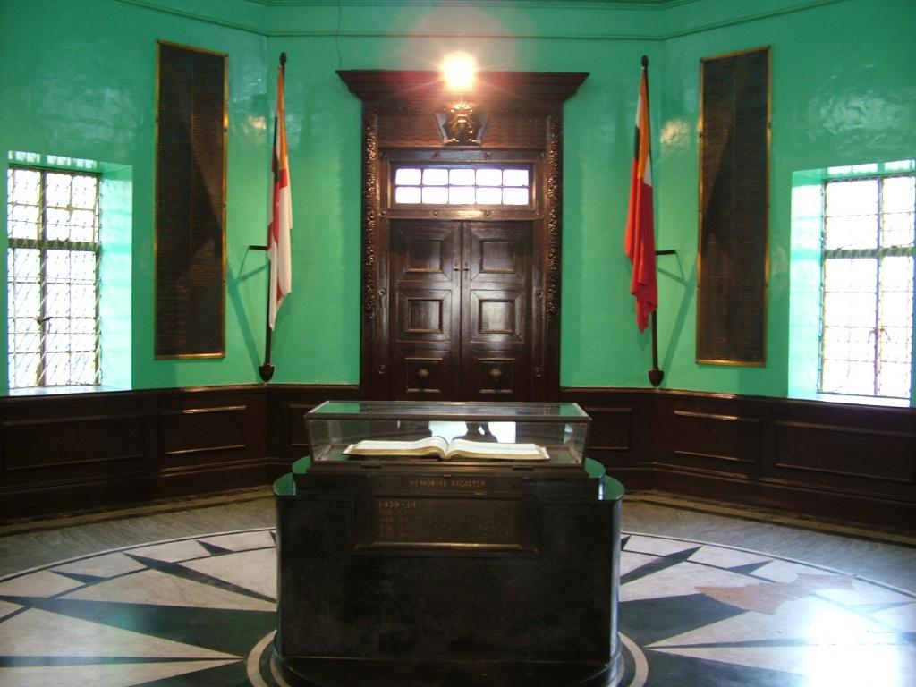 BOMBAY 1914-1918 MEMORIAL, MUMBAI - CWGC
