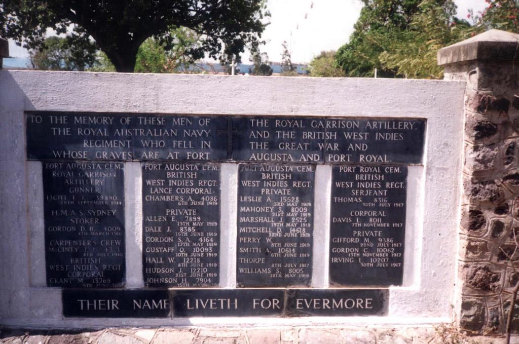 KINGSTON (UP PARK CAMP) MEMORIAL NO.1 - CWGC