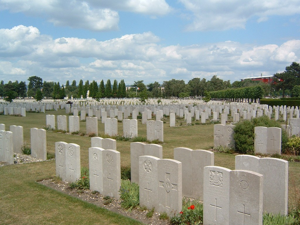 ST. SEVER CEMETERY EXTENSION, ROUEN - CWGC