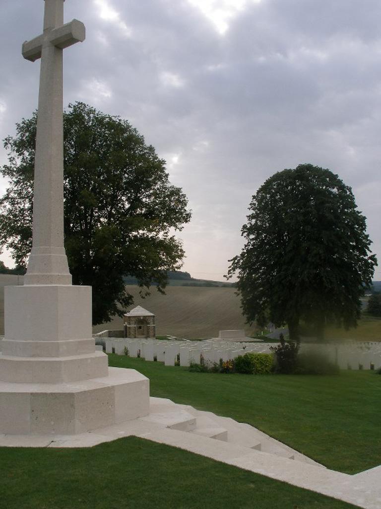 MARFAUX BRITISH CEMETERY - CWGC
