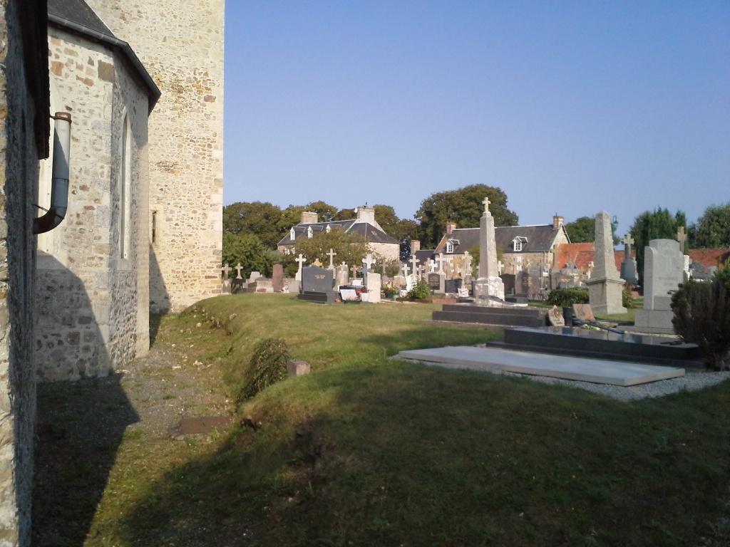 GEFFOSSES CHURCHYARD - CWGC