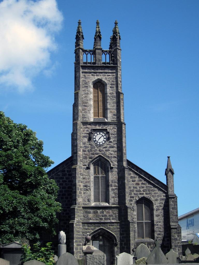 ABERDEEN (EAST ST. CLEMENT) CHURCHYARD - CWGC