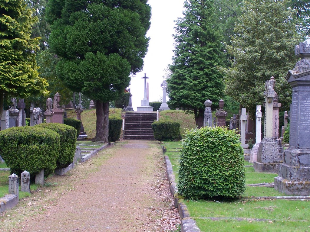 INVERNESS (TOMNAHURICH) CEMETERY - CWGC
