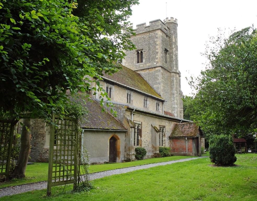 WESTON TURVILLE (ST. MARY) CHURCHYARD - CWGC