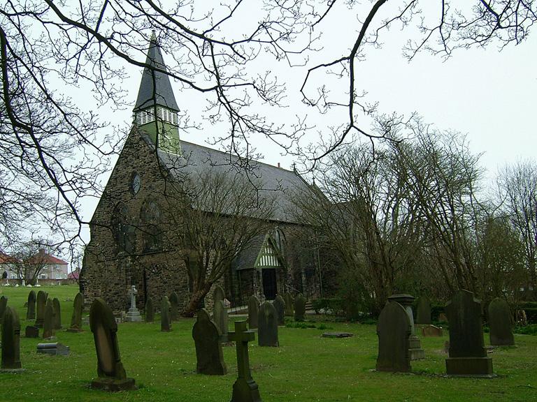 MURTON (HOLY TRINITY) CHURCHYARD - CWGC