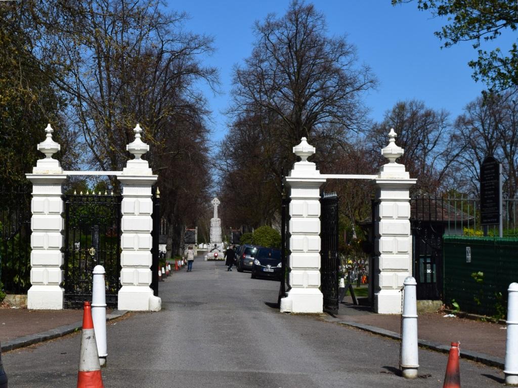 EAST LONDON CEMETERY, PLAISTOW - CWGC