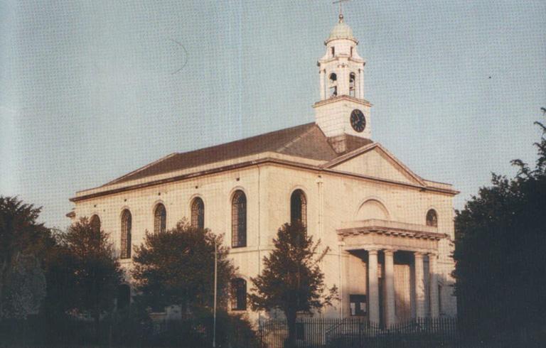 WANSTEAD (ST. MARY) CHURCHYARD - CWGC