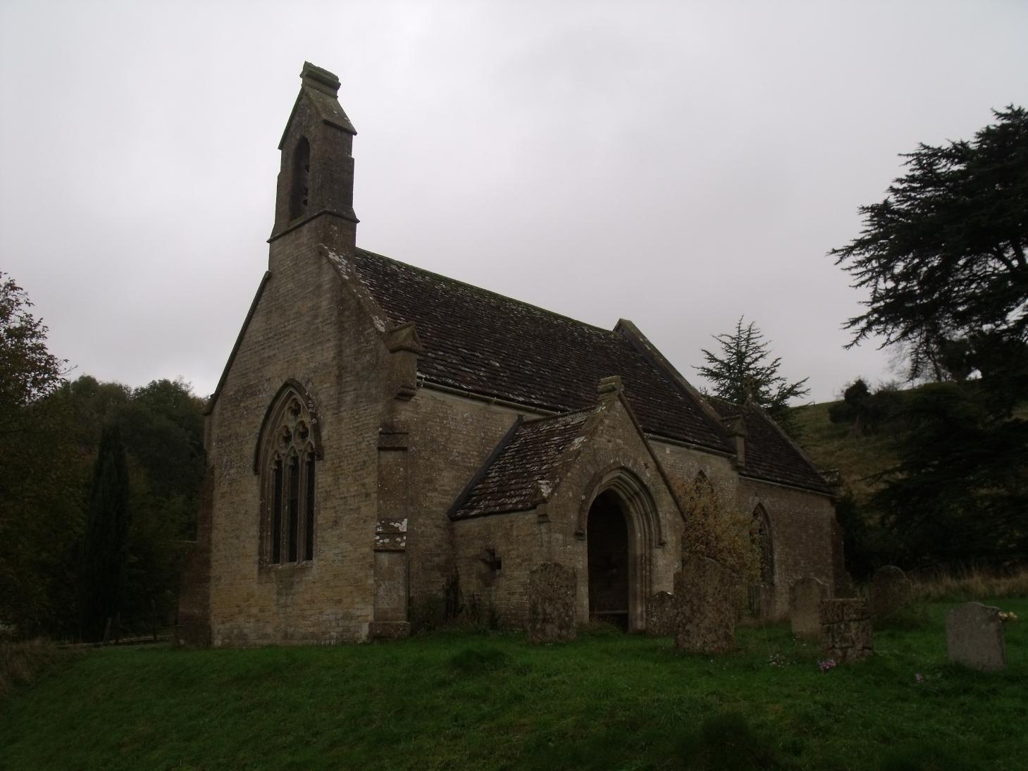 LASBOROUGH (ST. MARY) CHURCHYARD - CWGC