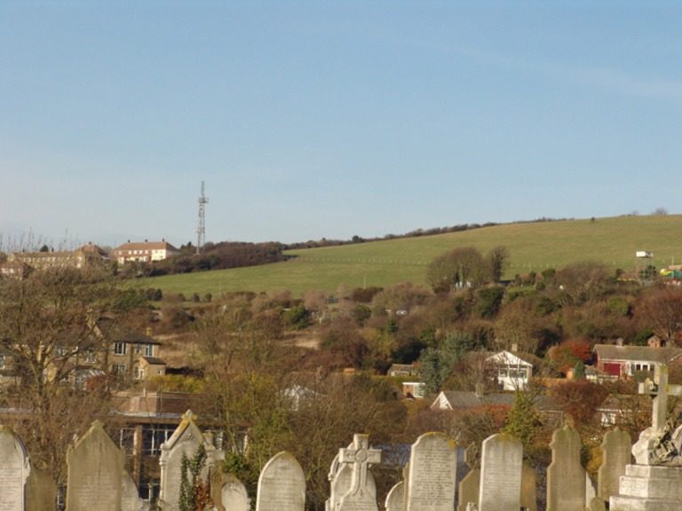 DOVER (ST. MARY'S) NEW CEMETERY - CWGC