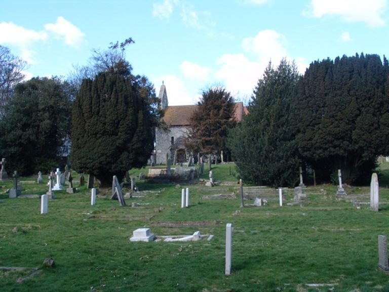 WALMER (ST. MARY) OLD CHURCHYARD - CWGC