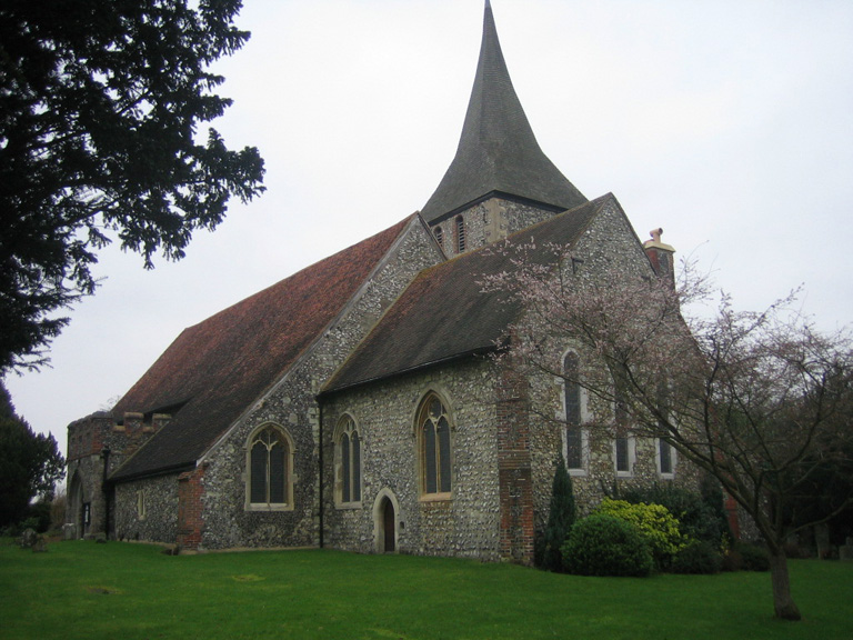 CHELSFIELD (ST. MARTIN) ORPINGTON CHURCHYARD - CWGC