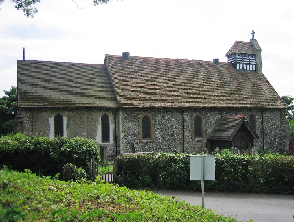 KESTON CHURCHYARD - CWGC