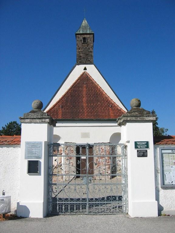 OBERSCHLEISSHEIM CHURCHYARD - CWGC