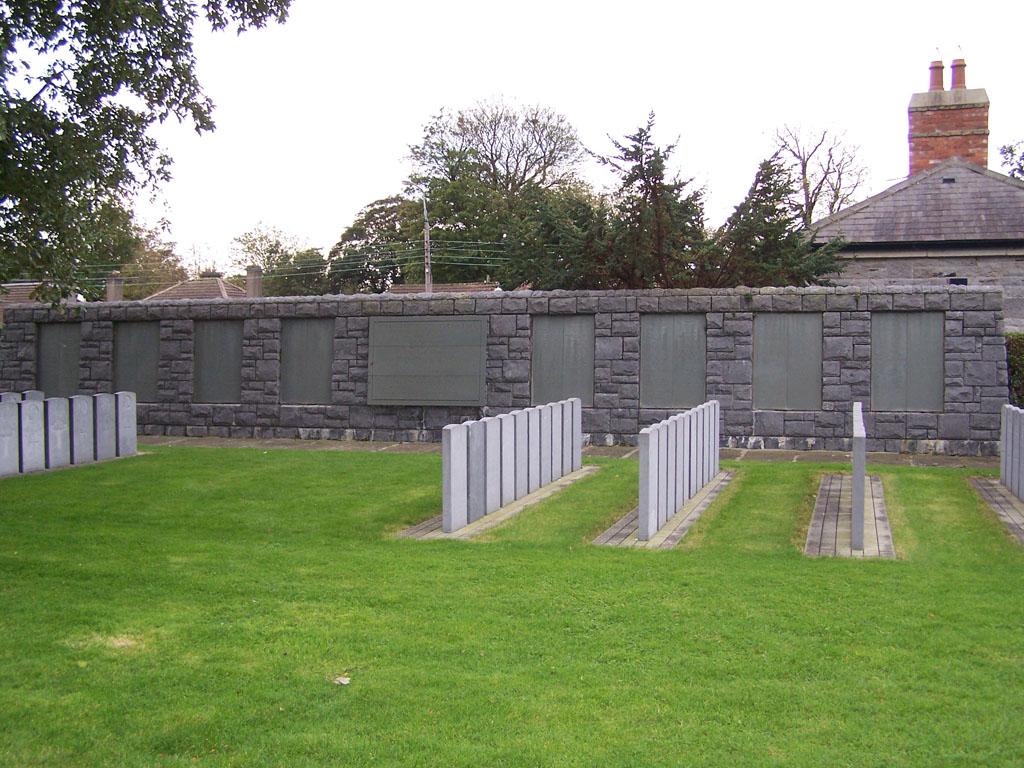 GRANGEGORMAN MEMORIAL - CWGC