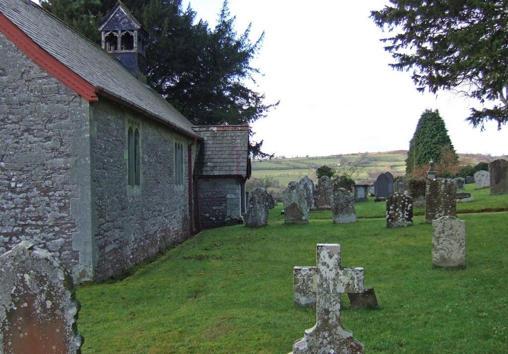 BATTLE (ST. CYNOG) CHURCHYARD - CWGC