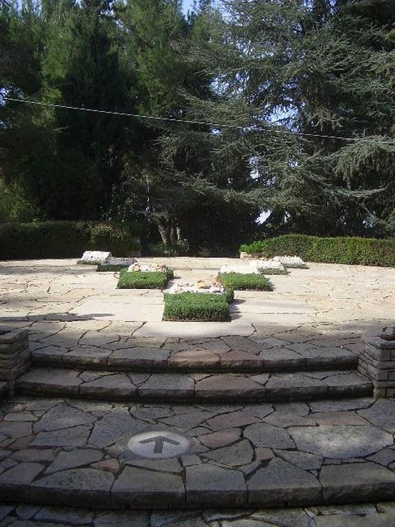 JERUSALEM MOUNT HERTZEL CEMETERY - CWGC