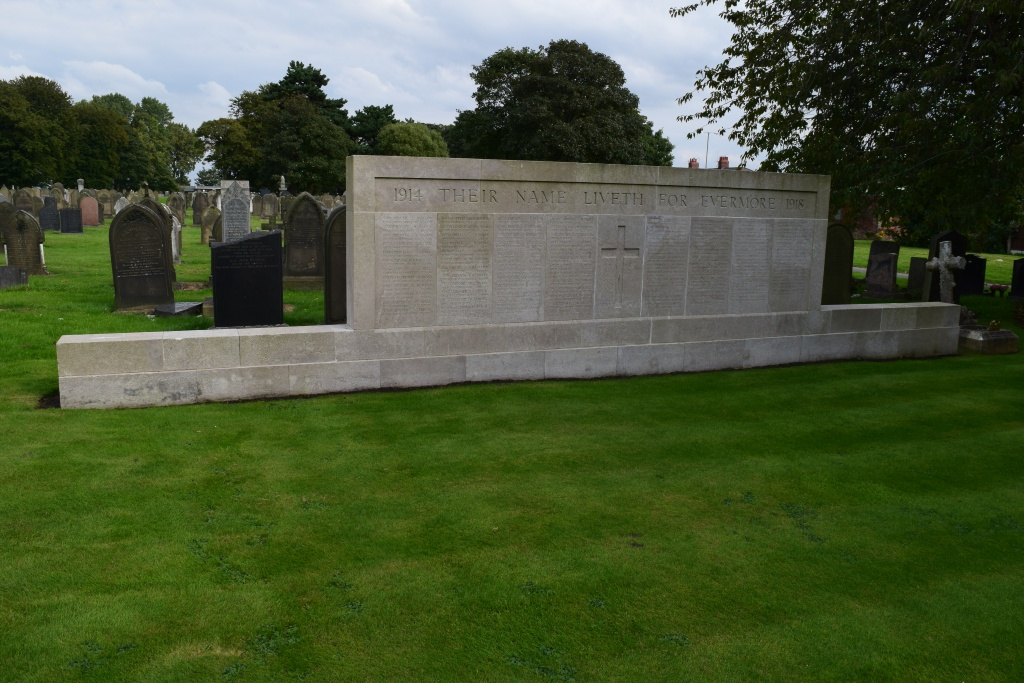 LIVERPOOL (KIRKDALE) CEMETERY - CWGC
