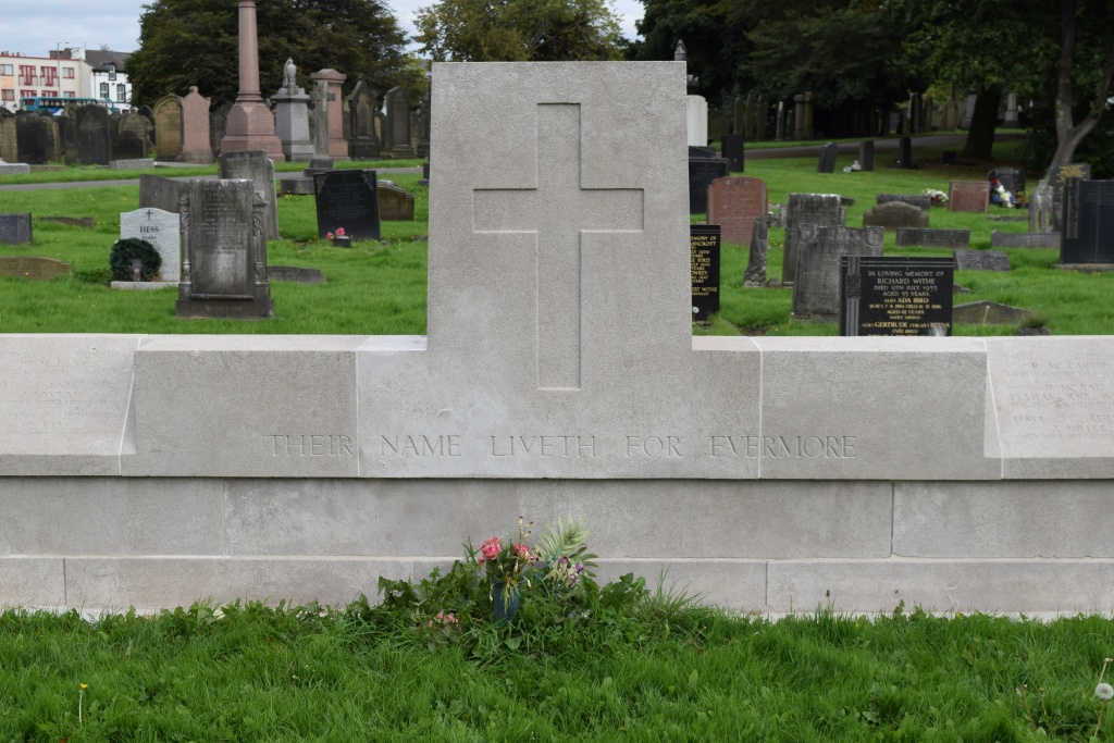 LIVERPOOL (TOXTETH PARK) CEMETERY - CWGC
