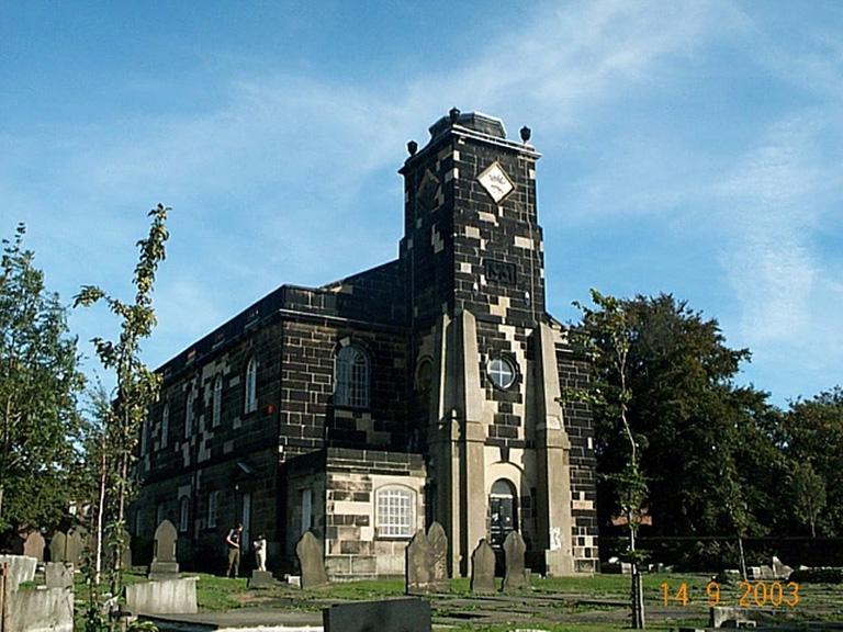 WAVERTREE (HOLY TRINITY) CHURCHYARD - CWGC