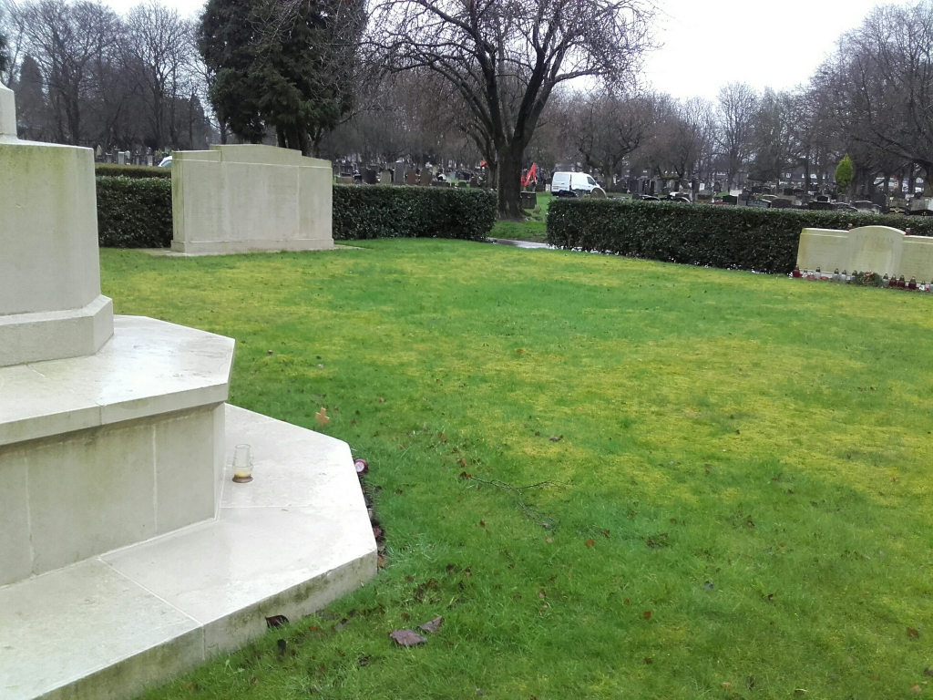 MANCHESTER SOUTHERN CEMETERY - CWGC