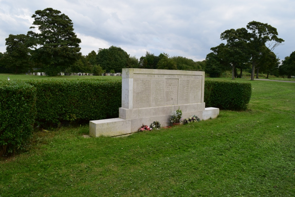 LIVERPOOL (WEST DERBY) CEMETERY - CWGC
