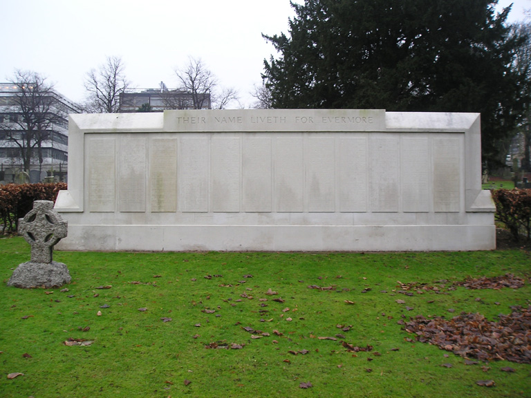 LEICESTER (WELFORD ROAD) CEMETERY - CWGC