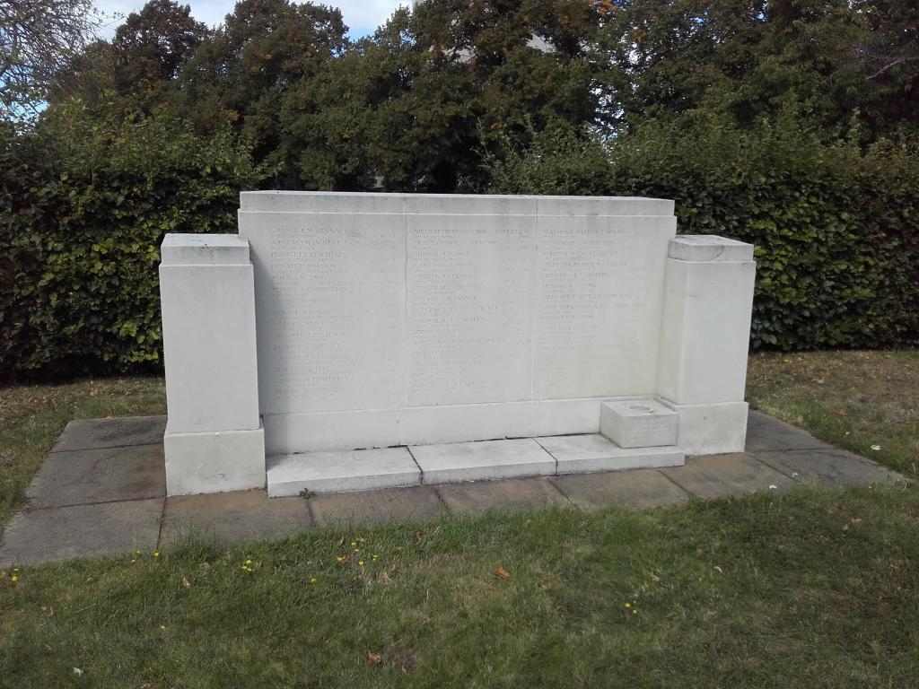 LAMBETH CEMETERY - CWGC