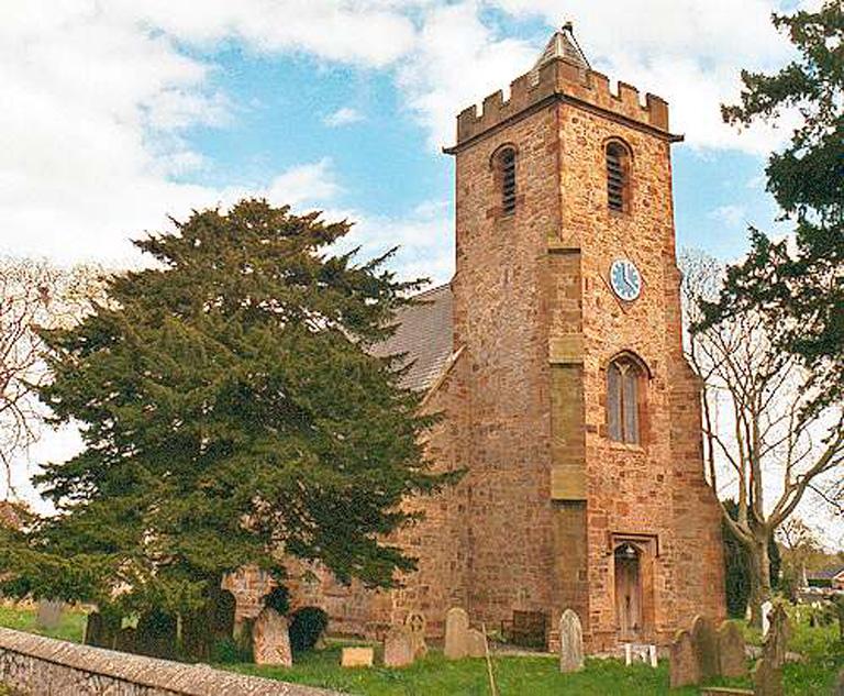 BROUGHTON (ST. MARY) CHURCHYARD, FLINTSHIRE - CWGC