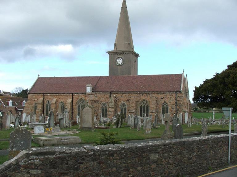 ST. MARTIN CHURCHYARD, JERSEY - CWGC