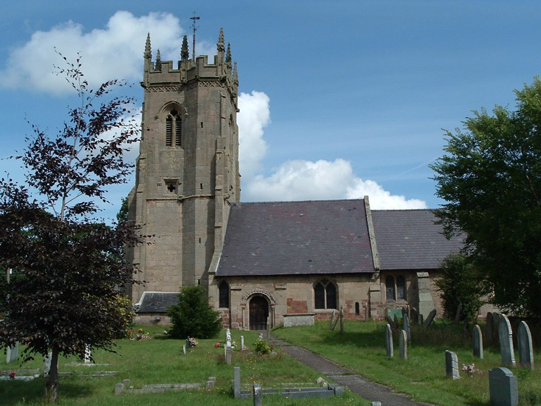 SHAWBURY (ST. MARY THE VIRGIN) CHURCHYARD - CWGC
