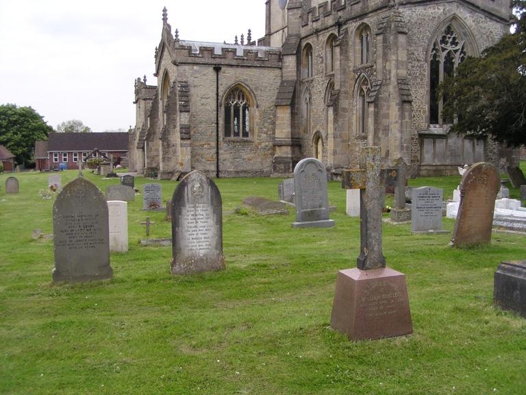 DITCHEAT (ST. MARY MAGDALENE) CHURCHYARD - CWGC
